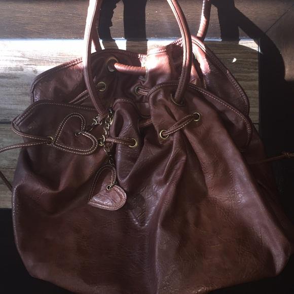 Handbags - Big Brown Purse